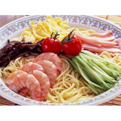 画像2: 冷やし中華&海藻サラダ 詰合せ  10人前