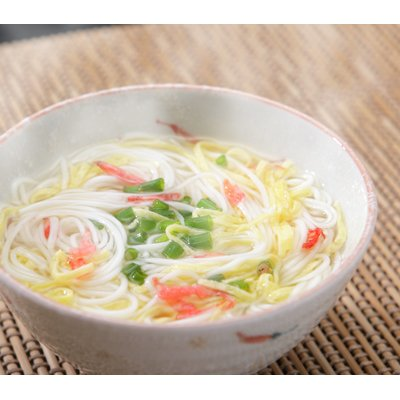 画像2: にゅ〜めん(スープ付)