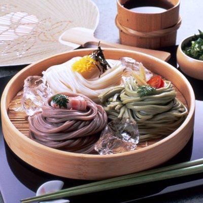 画像2: 手延べ麺・そば詰合わせ 1.2kg